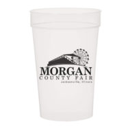 Promotional Cups - Translucent 17oz Stadium Cups