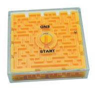 Promotional Custom Logo 2-Sided Maze Puzzle