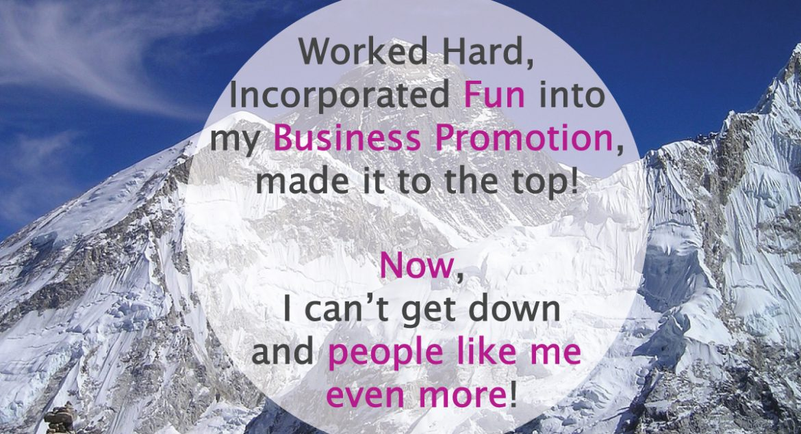 Incorporated-Fun-Into-Business-Promotion