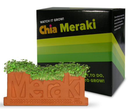 Promotional Products - Custom Chia Pet® (Small with Ocean Freight)