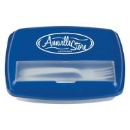 Promotional Custom Logo 3-Section Lunch Container