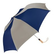 "Promotional Custom Logo 58"" Arc Automatic Open Golf Size Folding Umbrella"