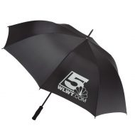 "Promotional Custom Logo 58"" Arc Budget Golf Umbrella"