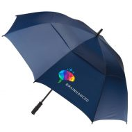 "Promotional Custom Logo 58"" Arc The Open Umbrella"
