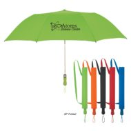 Promotional Products - 58 inch Arc Auto Open Telescopic Folding Umbrella