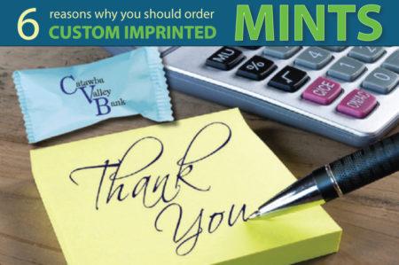 Custom Imprinted Mints