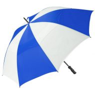 "Promotional Custom Logo 60"" Arc The Bogey Vented Sport Umbrella"