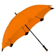 "Promotional Custom Logo 62"" Arc The Shield Umbrella"