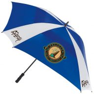 "Promotional Custom Logo 62"" The Cyclone Umbrella"
