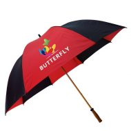 "Promotional Custom Logo 64"" The Mulligan Umbrella"