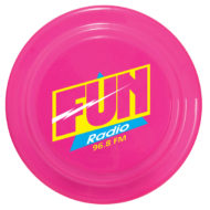 Custom Logo Imprinted Frisbee Flyer