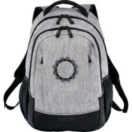 Promotional Products - Imprinted Backpack - Custom Computer Bag - Corporate Logo Bag - Kenneth Cole Pack Book 17″ Computer Backpack