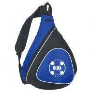 Promotional Accent Sling Backpack