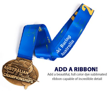 Custom Medal Ribbon
