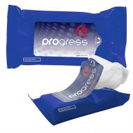 Alcohol-Free Antibacterial Wet Wipes in Pouch with Logo