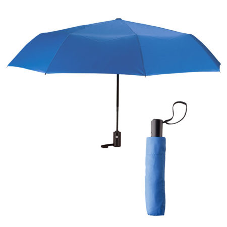 Logo Printed Promotional Auto Open and Close Umbrella with 42 Inch Arc