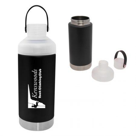 Promotional Custom Logo Avalon Stainless Steel Water Bottle 18oz
