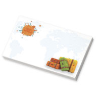 Promotional Products - BIC Adhesive 5x3 Notepad