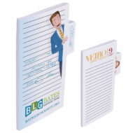 Promotional Products - BIC Adhesive 6x4 Memo Tab Notepad