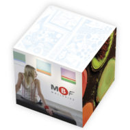 Promotional Products - BIC Non-Adhesive Cube Notepad Full Color