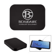 Back to Basics Wireless Charging Pad with Logo