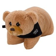 Promotional Custom Logo Bernard Bear Plush Pillow