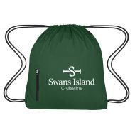 Custom Logo Promotional Big Muscle Sports Drawstring Bag