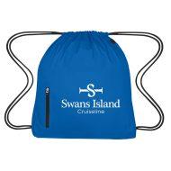 Custom Logo Promotional Big Muscle Sports Drawstring Bag