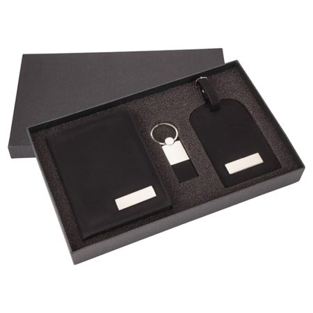 Custom Imprinted Gifts - Laser Engraved Birmingham Travel Gift Set