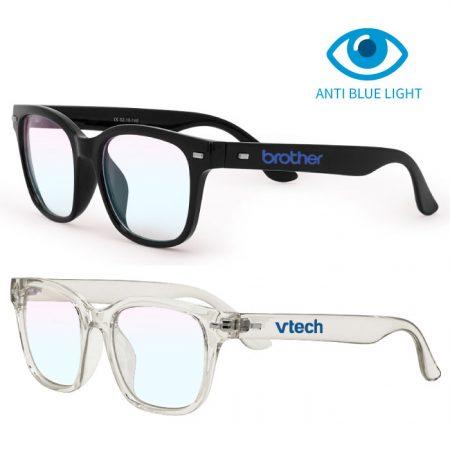 Custom Logo Anti Blue Light Computer Glasses