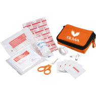 Promotional Products - Custom Imprinted First Aid Kits - Logo First Aid Kit - Logo Imprinted First Aid Kit