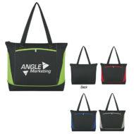Logo Printed Promotional Borough Tote Bag