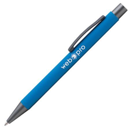 Promotional Pens - Logo Pens - Business Pens - Bowie Softy Pen
