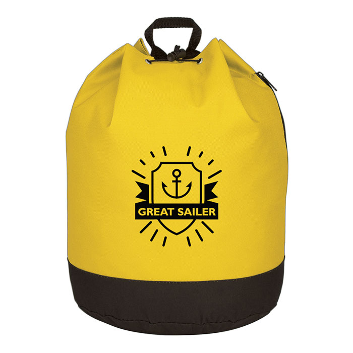 84a442ceb1 Bucket Bag Drawstring Backpack - Progress Promotional Products