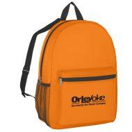 Promotional Custom Logo Budget Backpack