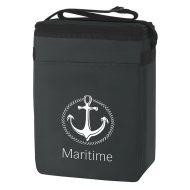 Custom Logo Promotional Budget Lunch Cooler Bag 12 Cans