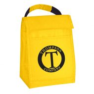 Custom Logo Promotional Budget Lunch Cooler Bag
