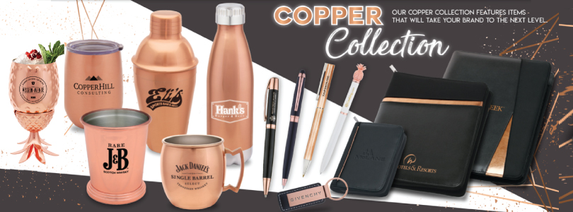 Customizable Copper Products