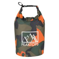 Promotional Custom Logo Camo Waterproof Dry Bag