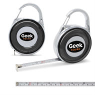 Carabiner Tape Measure 6FT Custom Logo