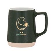 Promotional Custom Logo Cedar Mug 16oz