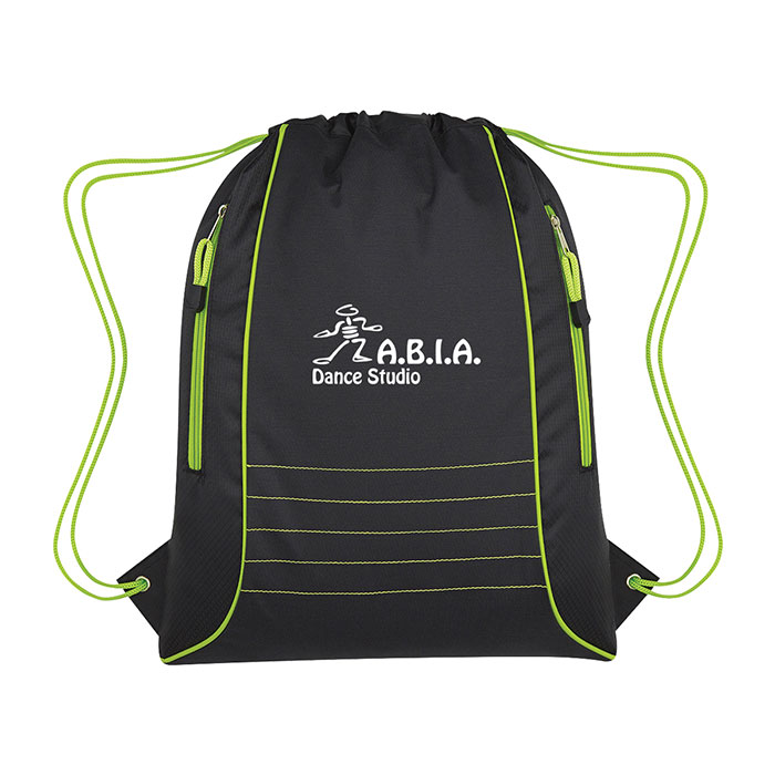 Challenger Sports Drawstring Bag - Progress Promotional Products e255c1337477c