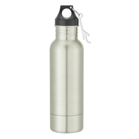Promotional Products - Custom Imprinted Bottle Holder - Promotional Insulated Bottle Holder - Imprinted Bottle Opener - Conceal Bottle Armour