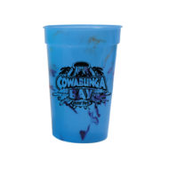 Promotional Cups - Confetti Mood Color Changing 17oz Stadium Cups