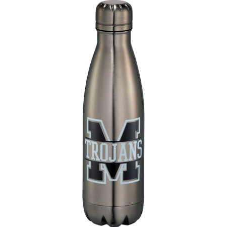 Promotional Products - Imprinted Water Bottles - Custom Promotional Items - Stainless Steel Water Bottle - Copper Vacuum Insulated Water Bottle 17oz