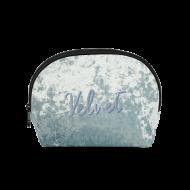 Custom Printed Cosmo Cutie Velvet Neoprene Pouch