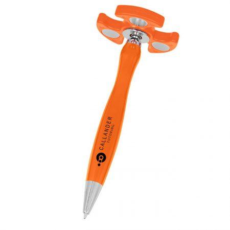 Custom Logo Fidget Spinner Pen
