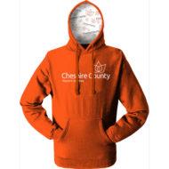 Promotional Custom Logo Custom Hood Comfort Blend Pullover