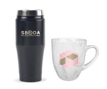 Promotional Water Bottles Mugs Stadium Cups