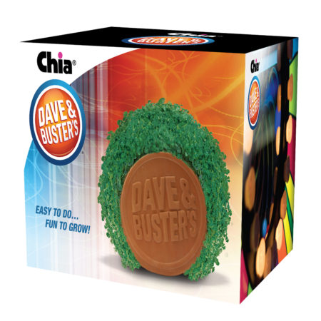 Promotional Products - Custom Chia Pet